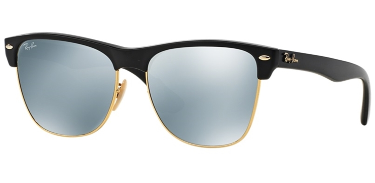 clubmaster ray ban oversized 0mu7  RAY BAN RB 4175 877/30 CLUBMASTER OVERSIZED